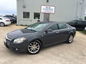 2008 Chevrolet Malibu LTZ-SUNROOF-LEATHER-LOADED