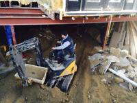 Excavating Services Experts in Digging Additions We dig it all