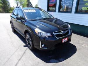 2017 Subaru Crosstrek Touring for only $212 bi-weekly all in!