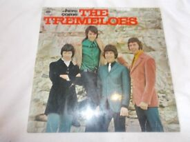 Vinyl LP Here Come The Tremeloes CBS 63017 Stereo 1967