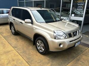 2009 Nissan X-Trail T31 MY10 ST (4x4) Gold 6 Speed CVT Auto Sequential Wagon Hobart CBD Hobart City Preview