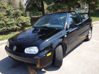 2001 Volkswagen Golf Cabriolet