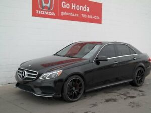 2016 Mercedes-Benz E-Class E400, 4MATIC, AMG PACKAGE
