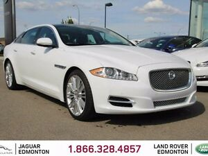 2012 Jaguar XJ L Supercharged - Local Alberta Trade In | No Acci