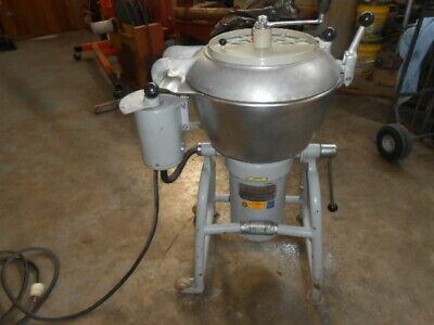 Hobart Vcm 40 Vertical Chopper Mixer