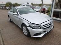 MERCEDES C200 - KT17NFZ - DIRECT FROM INS CO