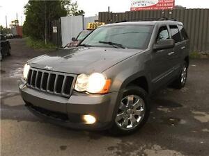 2008 Jeep Grand Cherokee Laredo DIESEL GAR 2 AN FINANCEMENT DISP