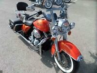 Harley Davidson Road King Classic FLHRC (2012)