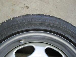 Smart Fortwo Winter Tires On Rims Edmonton Edmonton Area image 5
