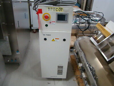 Team Korea Tk-th8hc Air Temperature Humidity Controller 208vac 3-phase