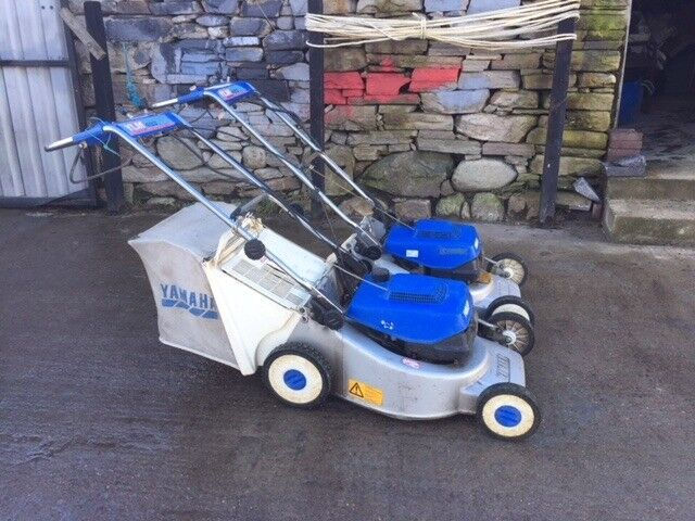 2 Yamaha Ylm 453 Lawnmowers In Lairg Highland Gumtree