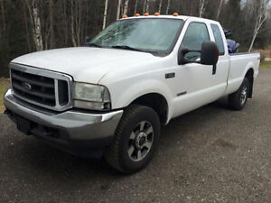 2001 Ford F-250 Camionnette