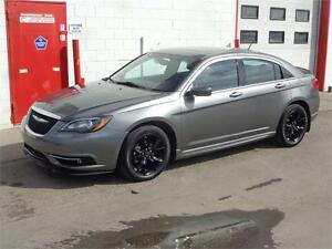 2013 Chrysler 200 S -- Limited Carhartt Edition! -- Only $12,900