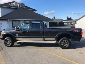 2012 Ford F-350 Super Duty Long Box