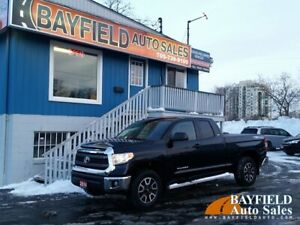2014 Toyota Tundra SR TRD Off Road 4x4 Double Cab **Only 68k**