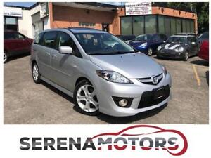 MAZDA 5 GT AUTO | ONE OWNER | SUNROOF | BLUETOOTH | 6 PASS.