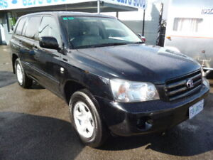 2004 Toyota Kluger CV (4x4) New Town Hobart City Preview