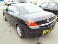 Vauxhall Astra Twintop 1.6 16v 2007 For Breaking