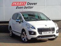 2015 PEUGEOT 3008 DIESEL ESTATE 1.6 HDi Allure 5dr