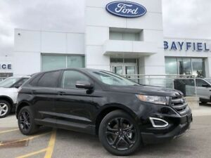 2018 Ford Edge SEL WINTER PERFORMANCE PACKAGE INCLUDED – 0% U...