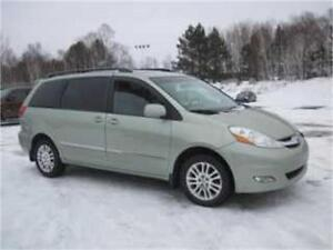2009 Toyota Sienna LIMITED AWD **LEATHER-ROOF-NAVI-CAMERA-TV/DVD