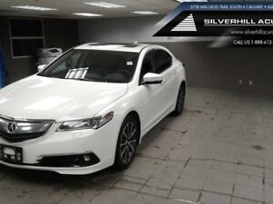 2015 Acura TLX V6 Elite SH-AWD Sedan