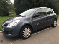 ****** 2007 Renault Clio 1.2 Perfect First Car, Excellent Condition Open to Offers ******