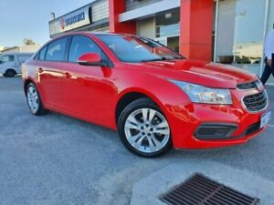 2014 Holden Cruze JH Series II MY14 Equipe Red 6 Speed Sports Automatic Sedan Osborne Park Stirling Area Preview
