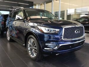 2019 Infiniti QX80 7 PASSENGER W/ PROACTIVE PACKAGE