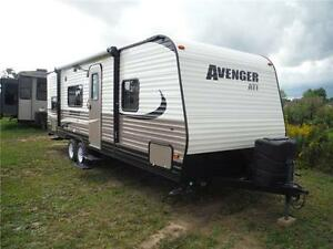 2016 Avenger ATI 26BB Travel Trailer with Bunkbeds