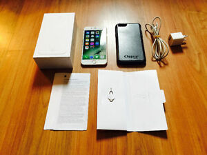 Apple IPhone 6, 16 Gb, Gold, Otter Box, Rogers BUY TODAY