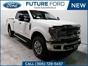 2018 Ford Super Duty F-250 SRW Lariat|6.7 POWER STROKE|5TH WHEEL