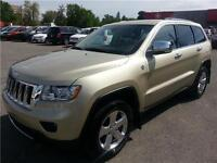 2011 Jeep Grand Cherokee Overland CAMERA GPS CUIR TOIT OUVRANT