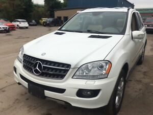 2008 Mercedes ML350 with 67km just in for sale at Pic N Save!