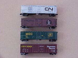 N scale Atlas, Athearn + other train model railroad freight cars Kingston Kingston Area image 8