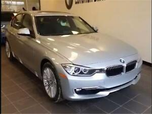 2013 BMW 3 Series 328i XDRIVE-LUXURY-NAVIGATION-FACTORY WARRANT