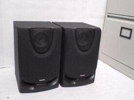40W Philips Stereo Speakers - Heathrow