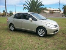 2006 Nissan Tiida C11 ST-L 6 Speed Manual Sedan Alberton Port Adelaide Area Preview