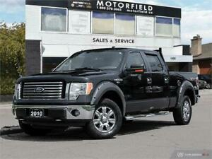 2010 Ford F-150 XLT SuperCrew 4x4 XTR Package *Accident Free*