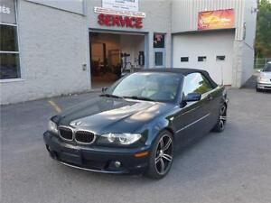 2006 BMW Série 3 330Ci M DECAPOTABLE (GARANTIE 1 ANS INCLUS)