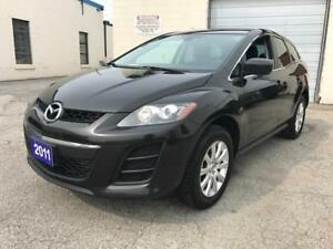 2011 Mazda CX-7 GX SUV NO ACCIDENT/ CERTIFIED!!!