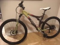 Specialized Myka Full Suspension Mountain Bike Medium/Small 26inch wheels Great Condition