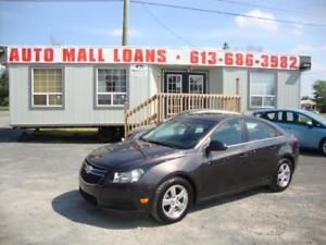 2014 Chevrolet Cruze STANDARD! ***PAY ONLY $53WEEKLY! OAC***