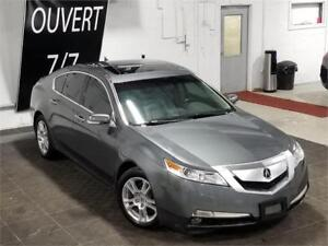 2009 ACURA *NAVIGATION*CUIR*BLUETOOTH*JAMAIS ACCIDENTÉ*******