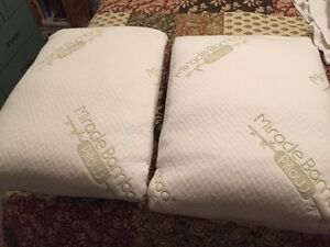Miracle Bamboo Pillows