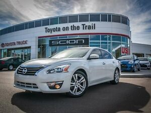 2013 Nissan Altima 3.5 SL, Navigation, Leather, Heated Seats, He