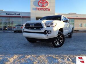 2016 Toyota Tacoma LIMITED DOUBLE CAB V6 W/ 6000 LBS TOWING