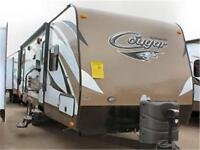 Cougar 26DBHWE Travel Trailer