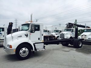 Kenworth T300 2007 Cab & Chassis, Transmission Allison