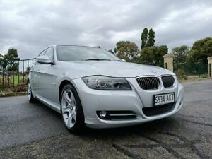 2010 BMW 323i E90 MY10 Steptronic Silver 6 Speed Sports Automatic Sedan Enfield Port Adelaide Area Preview